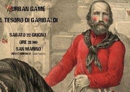 Urban Game - Il Tesoro di Garibaldi, San Marino, turismo attivo, Outdoor, attività turistiche in centro storico, caccia al tesoro