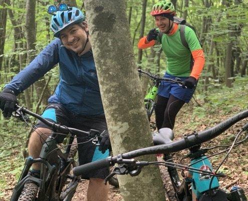 San Marino Canepa escursione itinerario percorso ebike mtb Mountain bike divertimento amici single track fiume guado outdoor discesa boschi